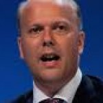 Chris Grayling incorrect regarding female employment figures.