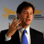 Nick Clegg Launches Youth Contract